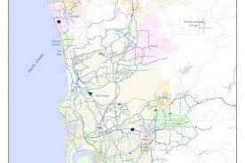 SD regional bike plan image